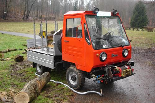 4 X 4 >> Multicar M25 4X4 - Meine Homepage